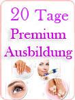 Komplettausbildung zur Wimpern Stylistin, Micro Needling, Nageldesign