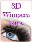3D Wimpernverlängerung Kurs